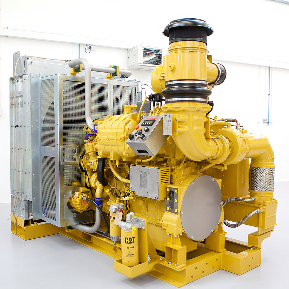 CATERPILLAR Explosion Protection Engine Kits (ATEX)