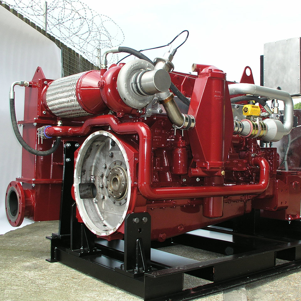 CUMMINS Explosion Protection Engine Kits (ATEX)