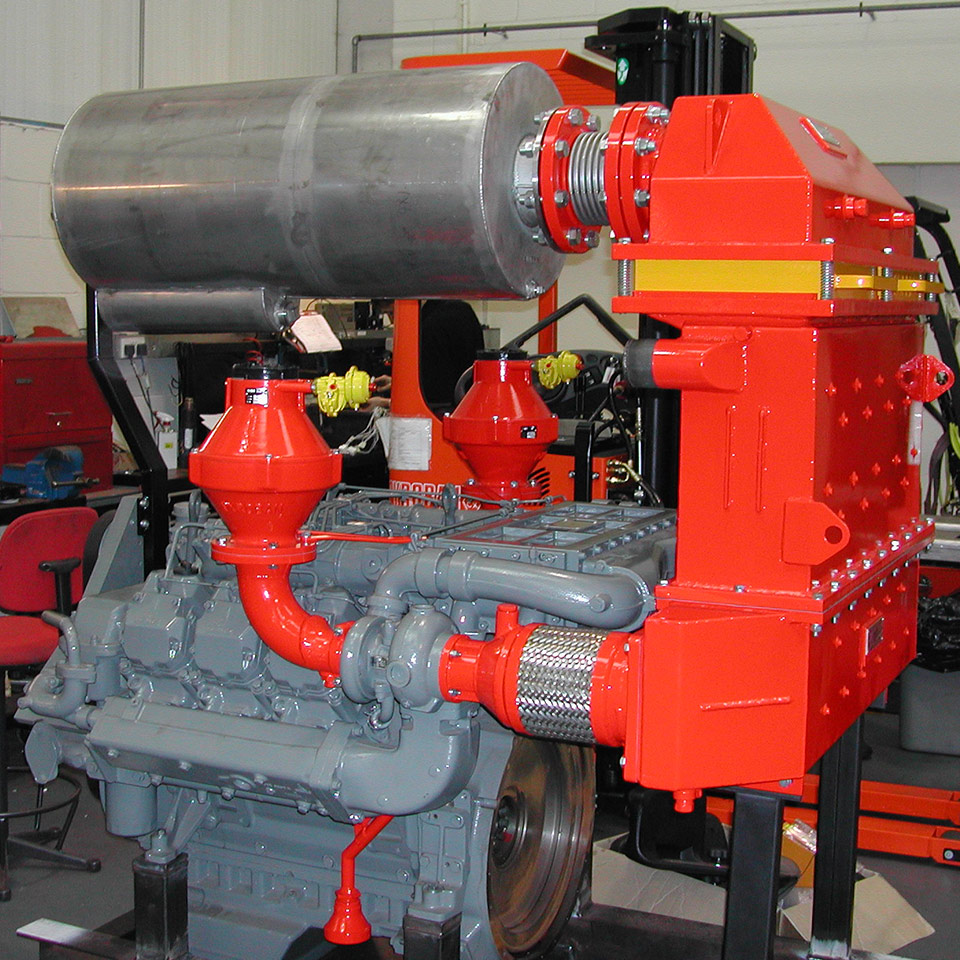 DEUTZ Explosion Protection Engine Kits (ATEX)